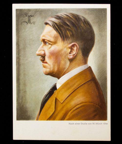 Postcard: Adolf Hitler Schirmherr des Deutschen Roten Kreuzes