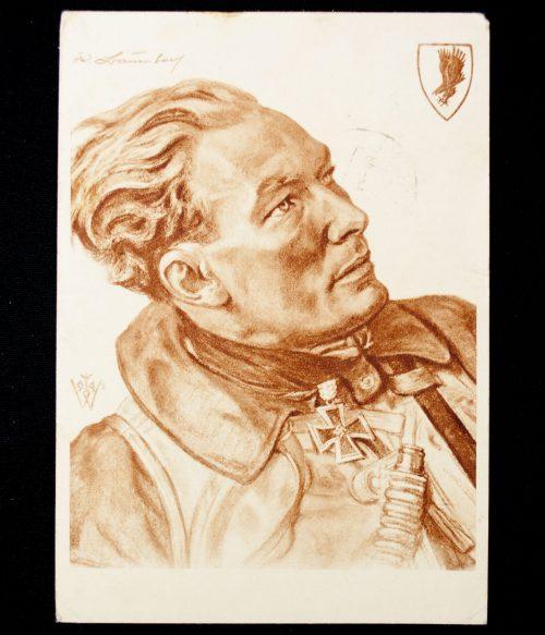 Postcard: W. Willrich - Werner Baumbach