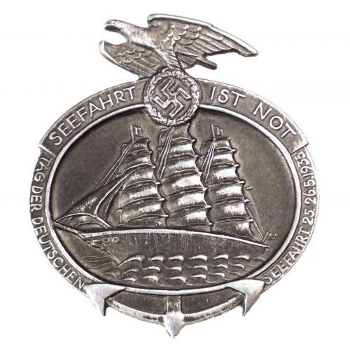 Seefahrt ist Not - Tag der Deutschen Seefahrt 1935