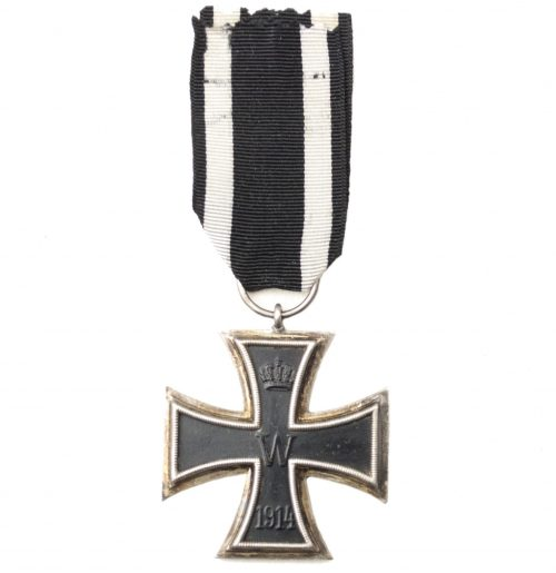 "WWI Eisernes Kreuz Zweite Klasse (EK2) / Iron Cross Second Class maker ""KO"""