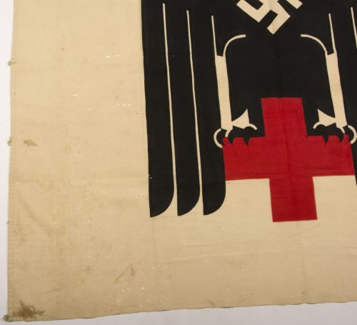 Deutsches Rotes Kreuz (DRK) large flag from Emmendingen 3