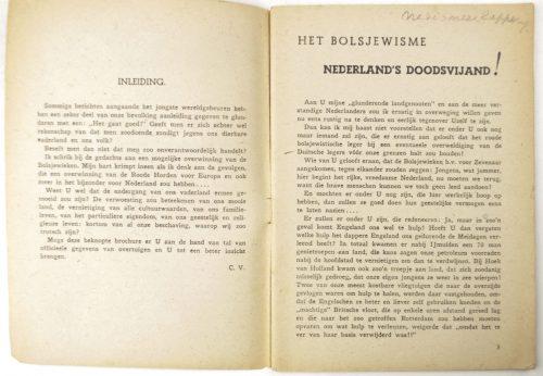 (NSB) CV - Neerland's Doodsvijand (1943)