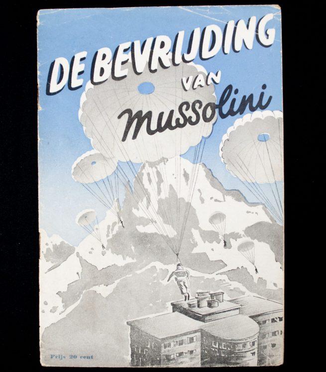 (NSB) De Bevrijding van Mussolini (1943)