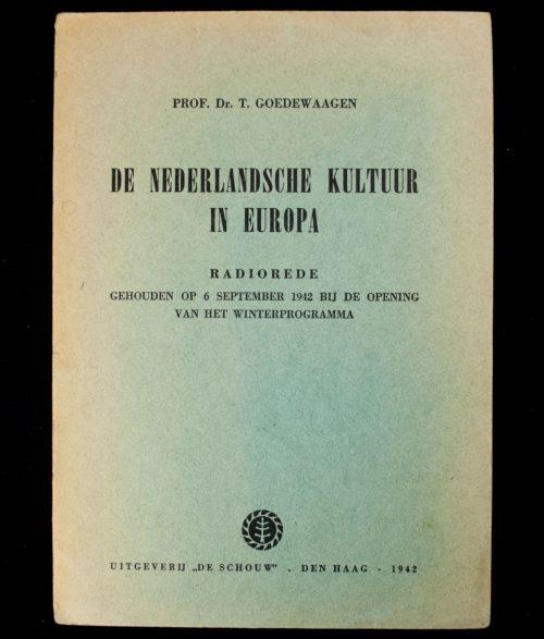 (NSB) De Nederlandsche Kultuur in Europa (1942)