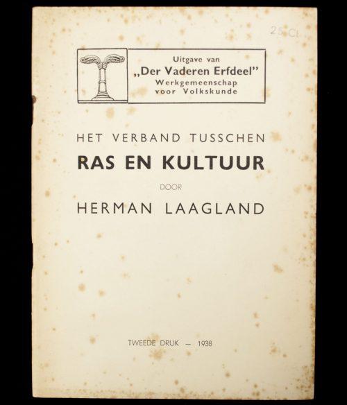 (NSB) Het verband tusschen Ras en Kultuur (1938)