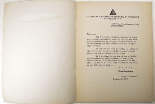 (NSB) Jan van Haren - Bouw mee! (1941)
