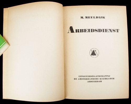NSB-M.-Meuldijk-Arbeidsdienst-1941