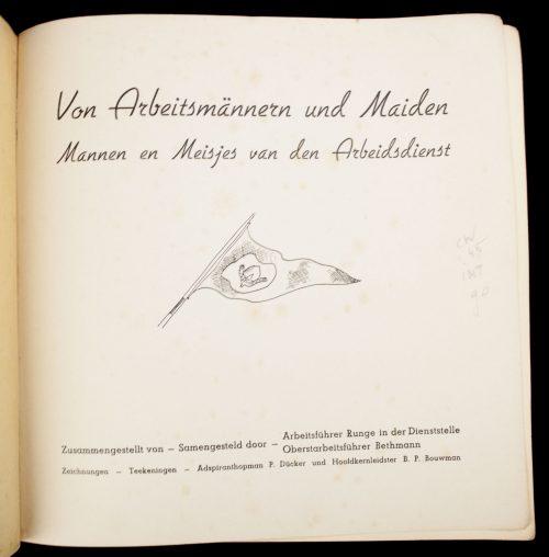 (NSB) NAD - Von Arbeitsmännern und Maiden : Mannen en meisjes van den Arbeidsdienst (1941)