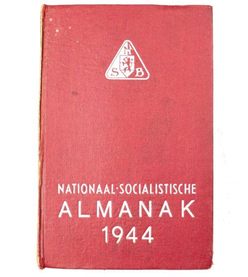 NSB - Nationaal Socialistische almanak 1944