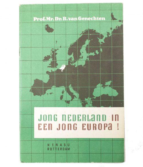 (NSB) R. van Genechten - Jong Nederland in een jong Europa (1942)