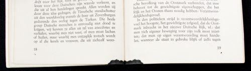 (NSB) S. van Steenoord - Koers Oost (1941)