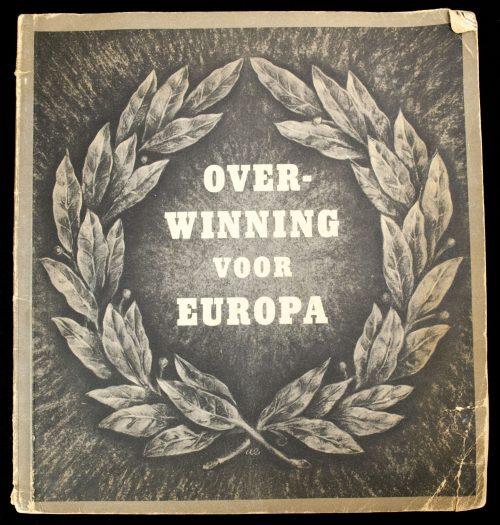 (NSB SS) Overwinning voor Europa - (Overwinning op het Bolsjewisme) (1941)