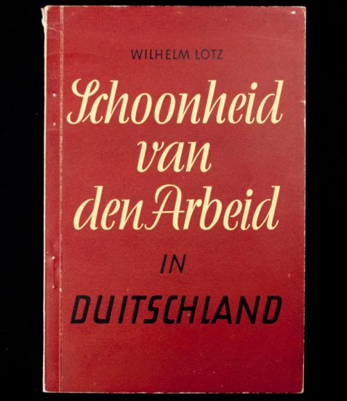 """(NSB) """"Schoonheid van den arbeid"""" in Duitschland (1941)"""