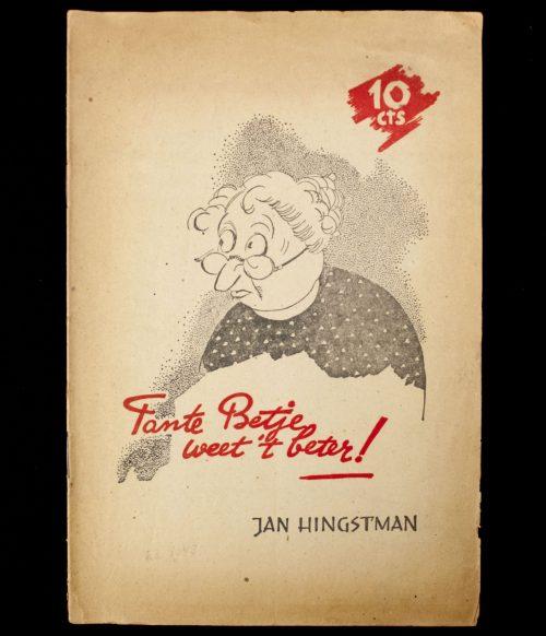 (NSB) Tantje Betje weet 't beter (1942)