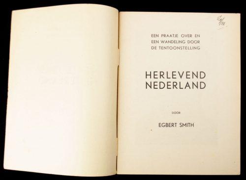 (NSB) Tentoonstelling Herlevend Nederland - Een praatje over en een wandeling door de tentoonstelling