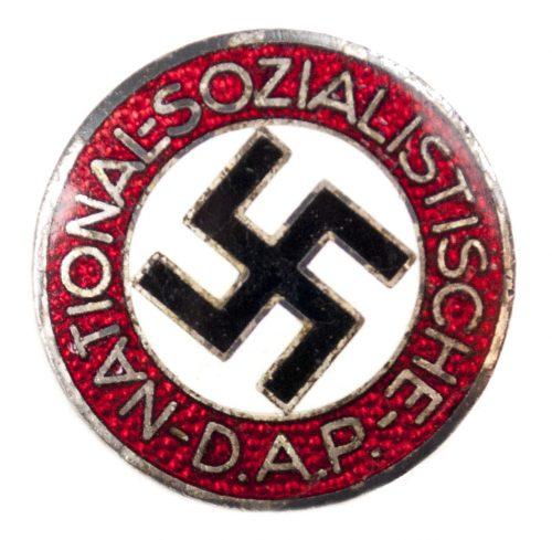 NSDAP Parteiabzeichen M101 (maker Gustav Brehmer)