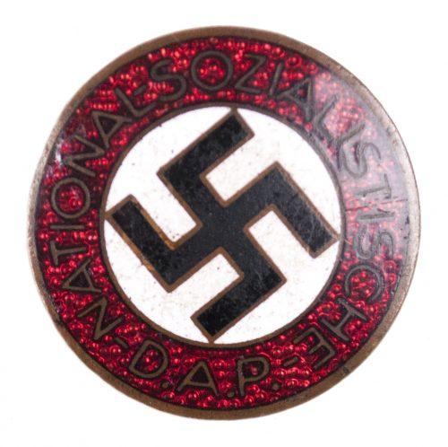 NSDAP Parteiabzeichen M1/105 (maker Hermann Aurich)