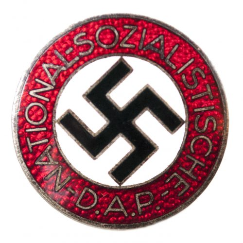 NSDAP Parteiabzeichen M18 (maker Ferdinand Wagner)