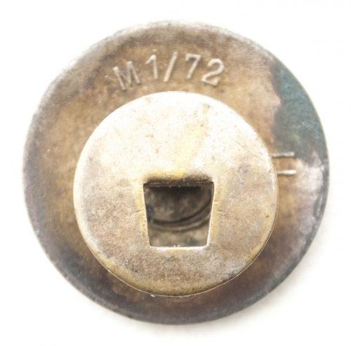 NSDAP Parteiabzeichen M/72 - Buttonhole variation (maker Fritz Zimmermann)
