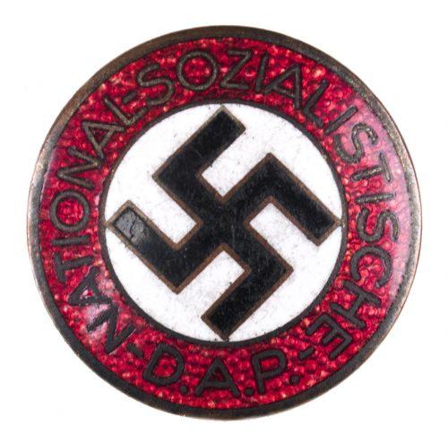 NSDAP Parteiabzeichen M93 (maker Gottlieb Friedrich Keck u. Sohn)