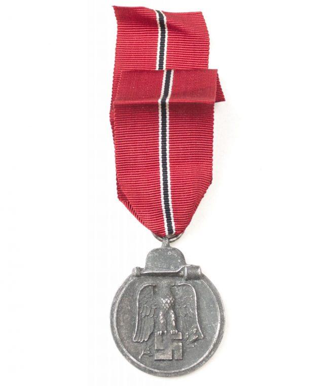Ostmedaille / Ostmedal / Winterschlacht im Osten medaille + citation