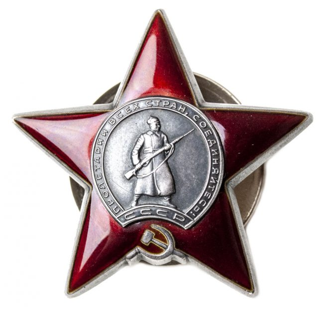 Russian-Order-of-the-Red-Star