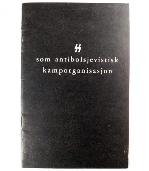 SS Norway brochure - Som Antibolsjevistisk Kamporganisasjon