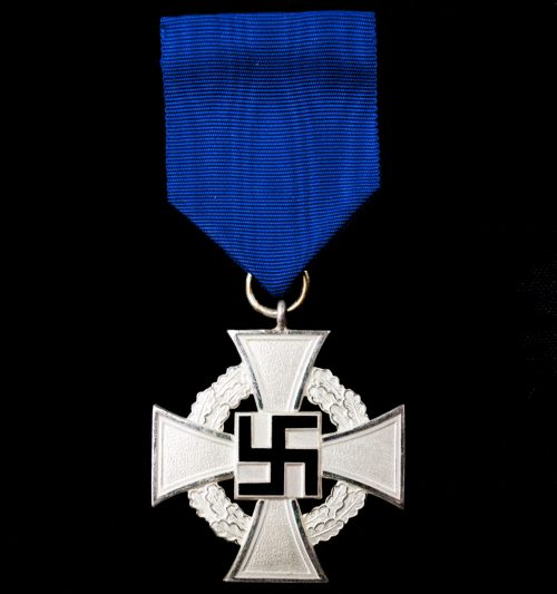 Treue Dienste 25 Jahre Kreuz / Loyal Service 25 Years Cross