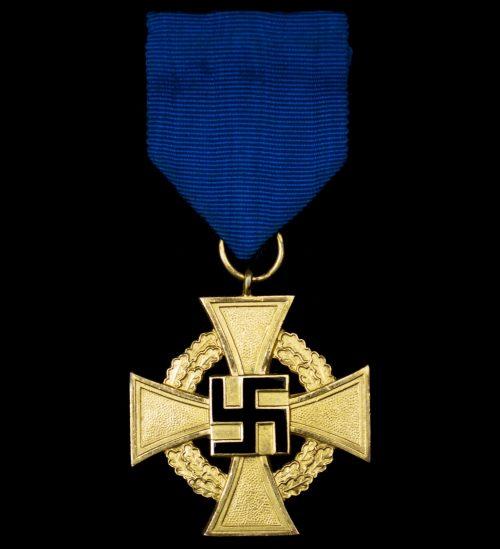 Treue Dienste 40 Jahre Kreuz Loyal Service 40 Years Cross