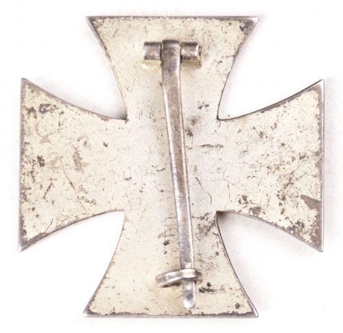 WWII Eisernes Kreuz (EK1) / Iron Cross first class non magnetic brass core
