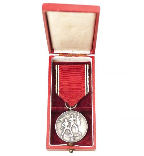 Anschluss medaille 13 März 1938 in etui