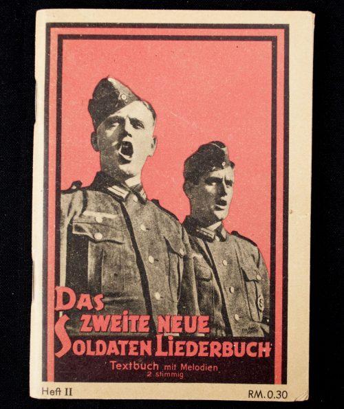 Das neue Soldatenliederbuch Heft 2