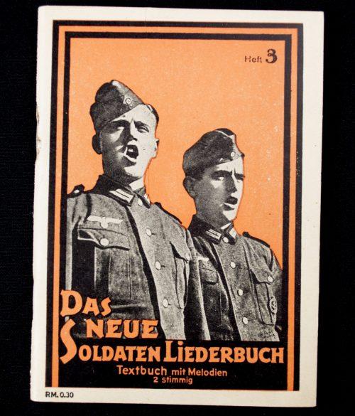 Das neue Soldatenliederbuch Heft 3