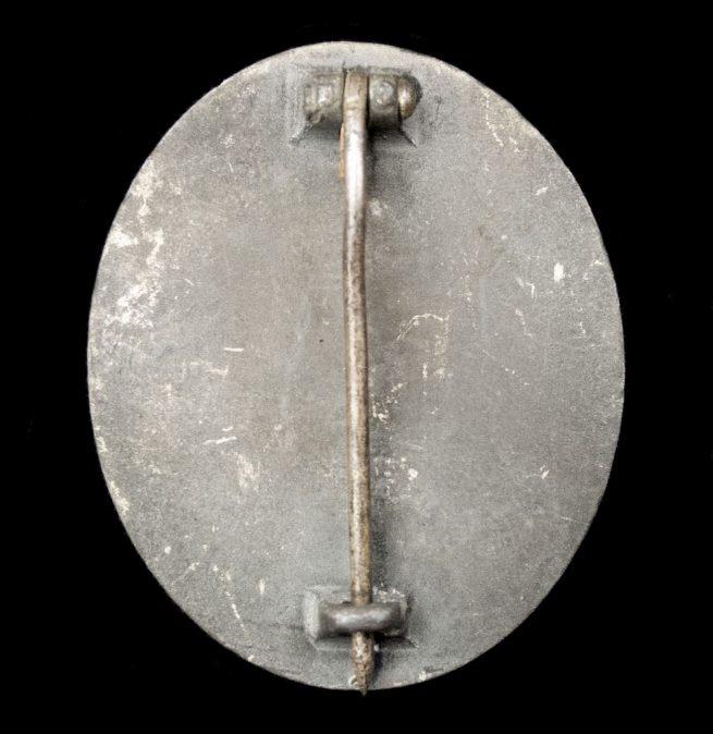 German Woundbadge in Silver / VWA Silber Verwundetenabzeichen (by Steinhauer & Lück)