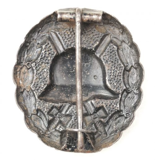 Imperial Black Woundbadge DRGM marked
