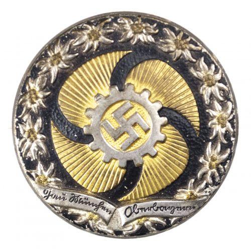 KDF Betreuerinnen Gau München Oberbayern brooch