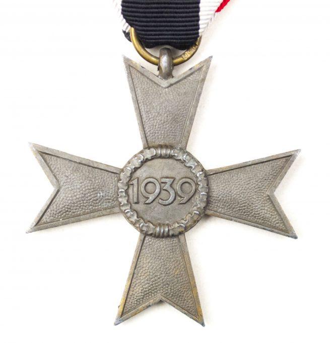 "Kriegsverdienstkreuz 2. Klasse ohne Schwertern War Merit Cross 2nd Class without Swords (""136"") by maker J. Wagner"