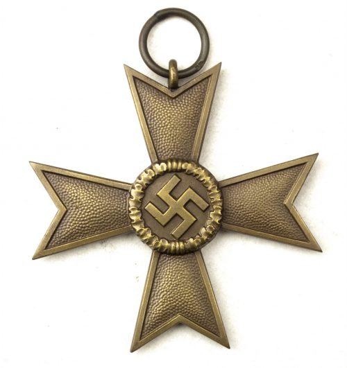 "Kriegsverdienstkreuz 2. Klasse ohne Schwertern / War Merit Cross 2nd Class without Swords (""2"") by C.E. Juncker"