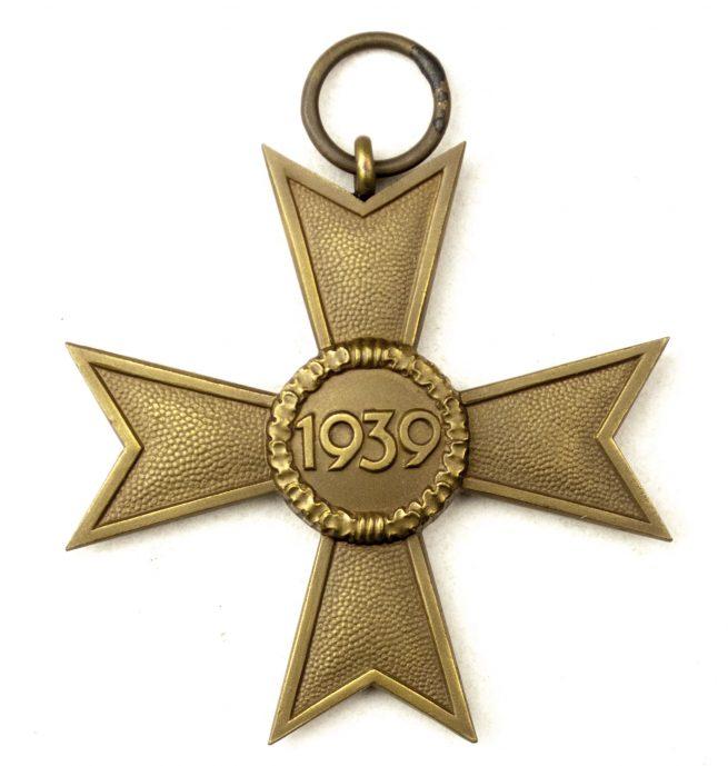 "Kriegsverdienstkreuz 2. Klasse ohne Schwertern / War Merit Cross 2nd Class without Swords (""2"") by C.E. Juncker"