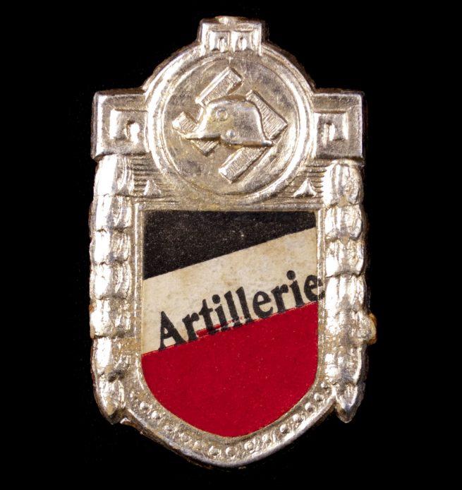 N.S.D.F.St. (Stahlhelmbund) - Artillerie abzeichen (1934)