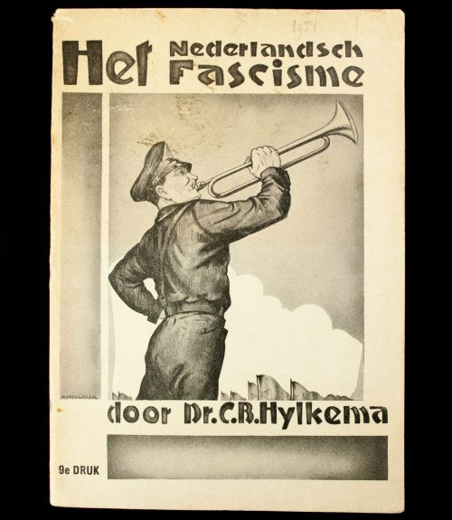 (NSB) C.B. Hylkema - Het Nederlandsch Fascisme (1934/1935)