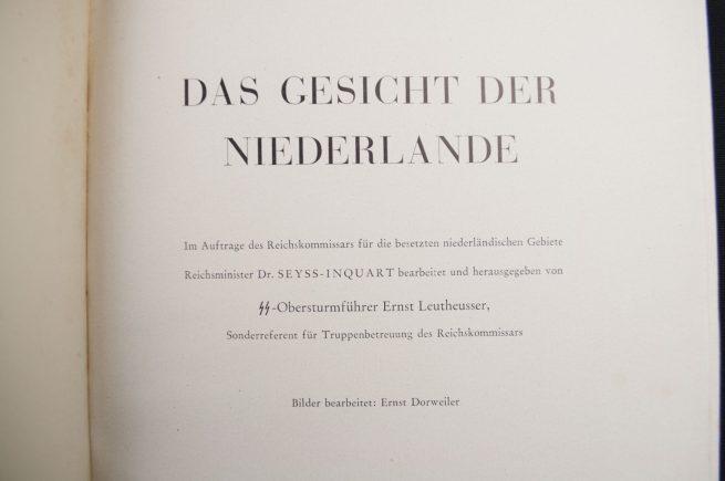 (NSB) Das Gesicht der Niederlande