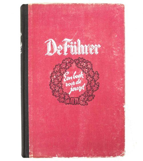 (NSB) De Führer een boek voor de jeugd (1943)