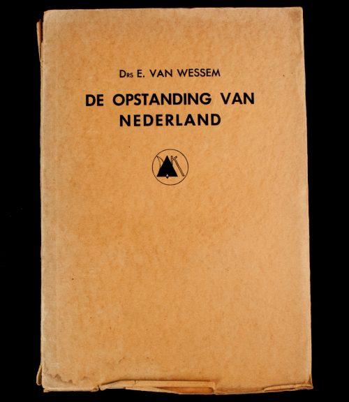 (NSB) De Opstanding van Nederland (1935) RARE!