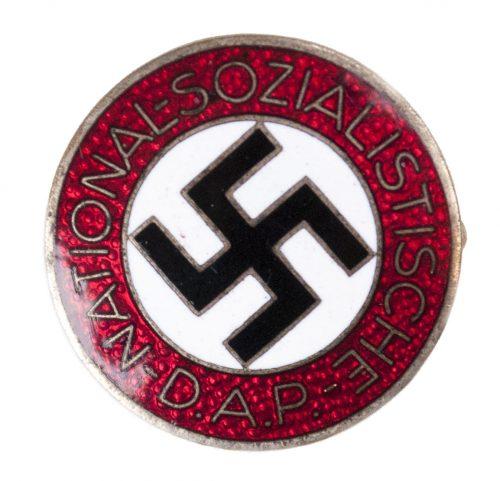 NSDAP Parteiabzeichen M1/153 (Friedrich Orth)