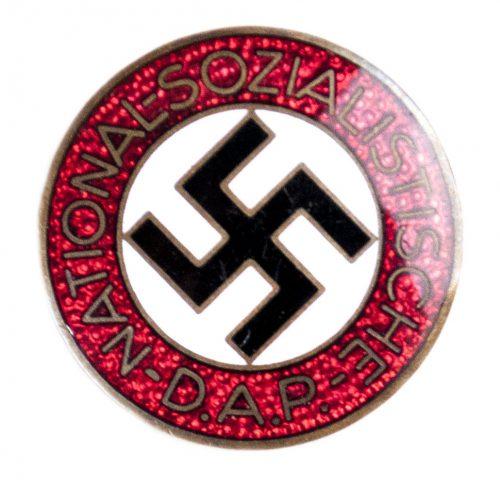 NSDAP Parteiabzeichen M1/163 (Franz Schmidt)