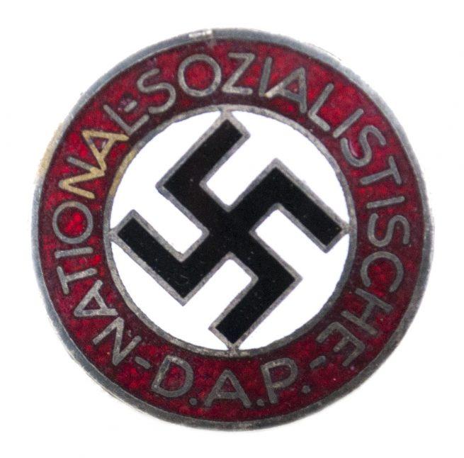 NSDAP parteiabzeichen M1/170 (maker Bernhard Heinrich Mayer)