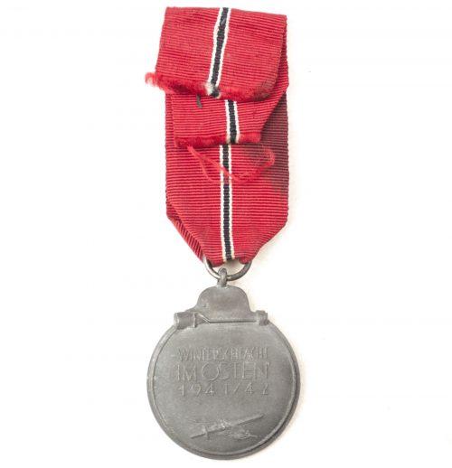 """Ostmedal / Ostmedaille / Winterschlacht im Osten medal maker """"80"""" - G.H. Osang from Dresden"""