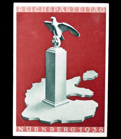 Postcard: Reichsparteitag Nürnberg 1938