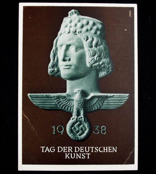 Postcard: Tag der Deutschen Kunst 1938
